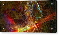 Euphoria Acrylic Print by Michael Durst