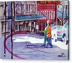 Eureka Springs Ak 3 Acrylic Print