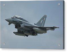 Eurofighter Ef2000 Acrylic Print