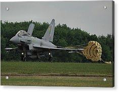 Eurofighter Typhoon Fgr4 Acrylic Print