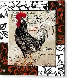 Europa Rooster IIi Acrylic Print