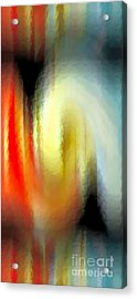 Evanescent Emotions Acrylic Print