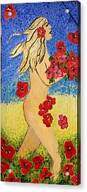 Eve Before The Fall Acrylic Print