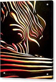 Eve Acrylic Print by Lelia DeMello