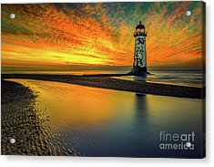 Acrylic Print featuring the photograph Evening Delight by Adrian Evans