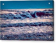 Evening Ride Acrylic Print