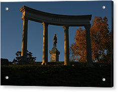 Evening Sentry Acrylic Print