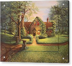 Evening Serenity Acrylic Print