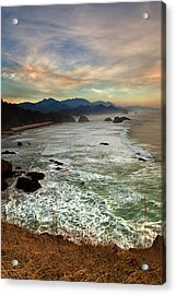 Evening Slumber Acrylic Print by Beve Brown-Clark Photography