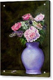 Evening Splendor Acrylic Print