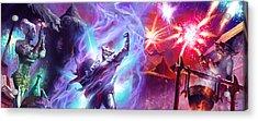 Everquest Celebration Acrylic Print