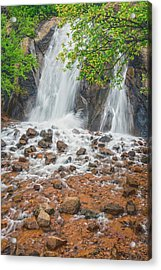 Every Day May Not Be Good, But There's Something Good In Every Day.  Acrylic Print