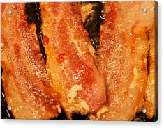 Everything's Better With Bacon Acrylic Print