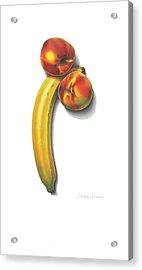 Eve's Favorite Fruit Acrylic Print