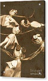 Evil B-grade Horror Dolls Acrylic Print