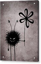 Evil Flower Bug Acrylic Print