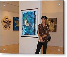 Exhibition Cancun  Acrylic Print