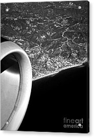 Exit Row - Window Seat Acrylic Print