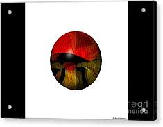 Exoplanet  Acrylic Print by Thibault Toussaint