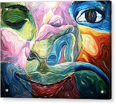 What Seek Ye ? Acrylic Print