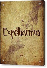 Expelliarmus Acrylic Print