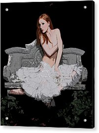 Exposed Acrylic Print by Naman Imagery