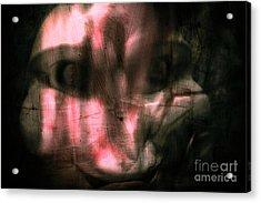 Exposing The Madness Acrylic Print