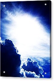 Expressing Light  Acrylic Print