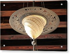 Exquisite Fortuny Lamp Acrylic Print