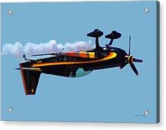 Extra 300s Stunt Plane Acrylic Print