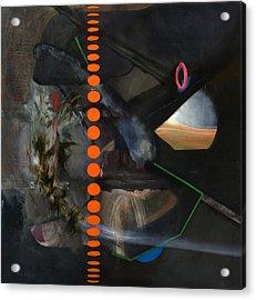 Extraterrestrial  Acrylic Print by Antonio Ortiz