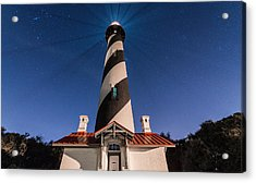 Extreme Night Light Acrylic Print