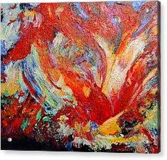 Exuberance Acrylic Print by Michael Durst
