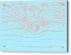 Eye 3 Magnetic Storm Acrylic Print