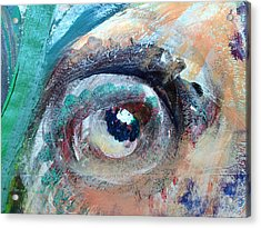 Eye Go Slow Acrylic Print