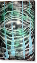Eye Knew Acrylic Print