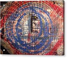 Eye Of The Beholder Acrylic Print