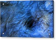 Eye Of The Hurricane Acrylic Print by Peter Cutler