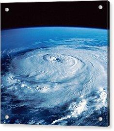 Eye Of The Hurricane Acrylic Print by Stocktrek Images