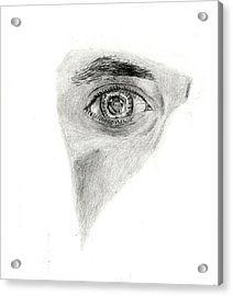 Eye See My Self Acrylic Print