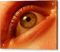 Acrylic Print featuring the photograph Eye by Votus