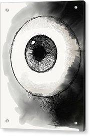 Eyeball Acrylic Print