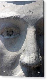 Eyed 2 Acrylic Print by Jez C Self
