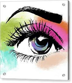 Eyeful Acrylic Print