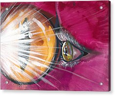 Eyelights Acrylic Print