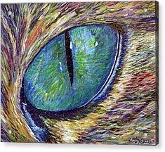 Eyenstein Acrylic Print