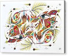 Eyepsych Acrylic Print