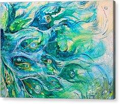 Eyes Of Eden Acrylic Print