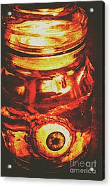 Eyes Of Formaldehyde Acrylic Print