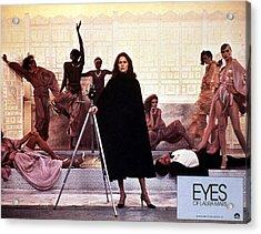 Eyes Of Laura Mars, Faye Dunaway, 1978 Acrylic Print by Everett